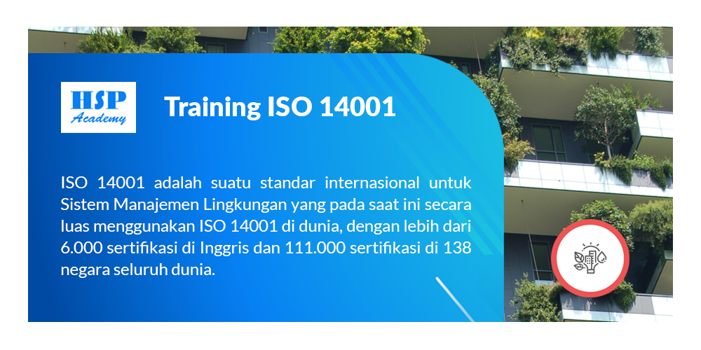 Training ISO 14001 A