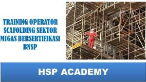Training Operator Scafolding Migas