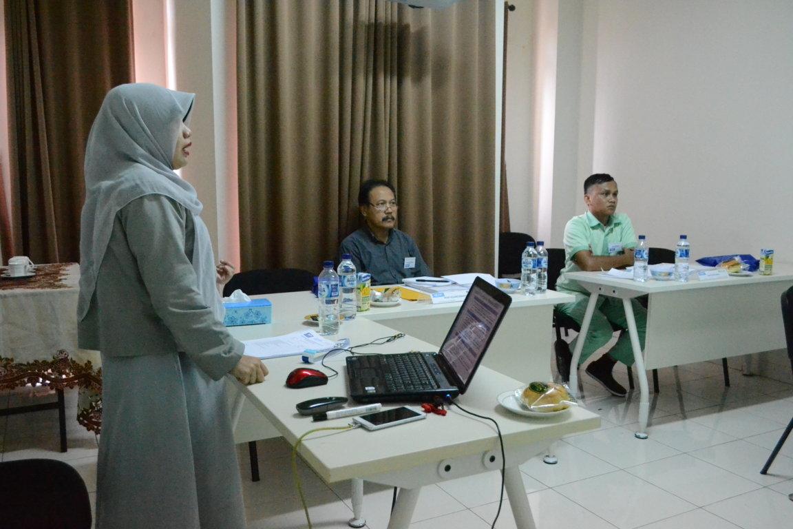 Training K3 Rumah Sakit Tanggal 7-9 Maret 2017 rumahsakit Mufid Aceh & PMI bogor