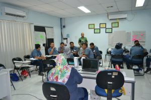 Training Implementasi Behavior Basic Safety PT Pacinesia Tanggal 13-15 Maret 2017