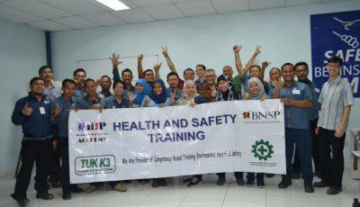 Training Implementasi Behavior Basic Safety (BBS) PT Pacinesia Chemical Industry