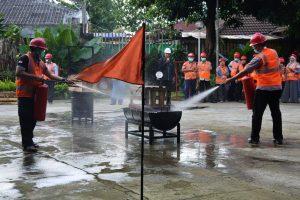 Sistem manajemen perlindungan kebakaran rumah sakit