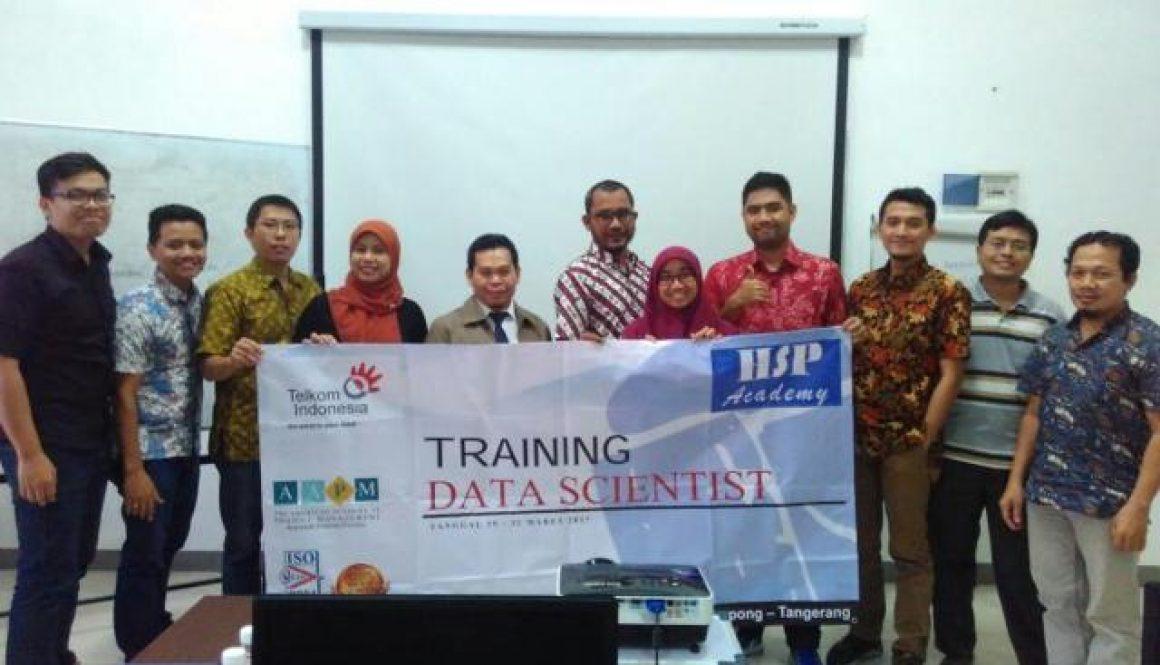 Training Data Scientist